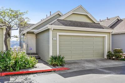 South San Francisco Single Family Home For Sale: 115 Sonja Road