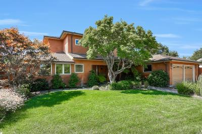 Mountain View Single Family Home For Sale: 1171 Cuesta Drive