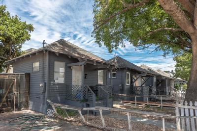 San Lorenzo Multi Family Home For Sale: 16005 Mateo Street