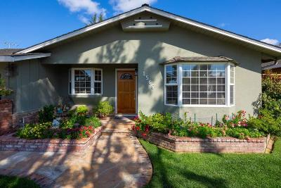 Sunnyvale Single Family Home For Sale: 1566 Heron Avenue