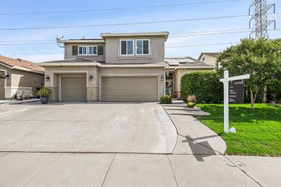 Antioch Single Family Home Pending Show For Backups: 4519 Deer Way