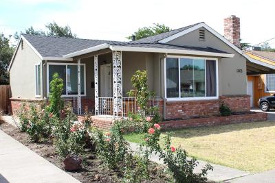 Antioch Single Family Home For Sale: 1205 W 8th Street
