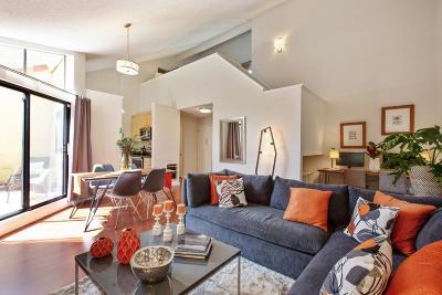 South San Francisco Condo/Townhouse For Sale: 1 Appian Way #709-8