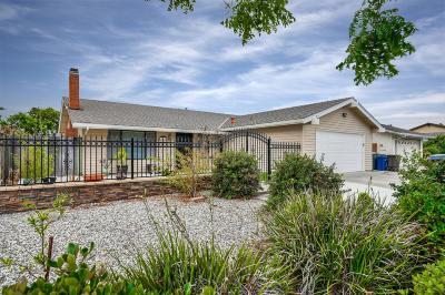 Union City Single Family Home For Sale: 4861 Delores Drive