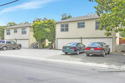 Palo Alto Multi Family Home For Sale: 527-529 Matadero Avenue