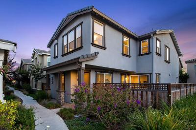 East Palo Alto Single Family Home For Sale: 632 Montage Circle