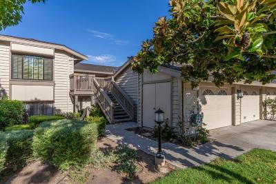 San Jose Condo/Townhouse For Sale: 7037 Via Valverde
