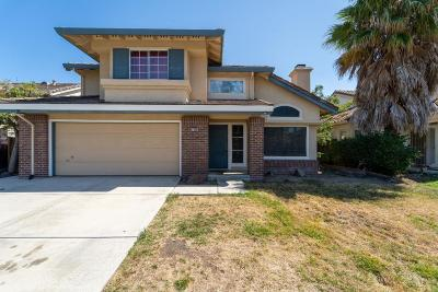 Tracy Single Family Home For Sale: 2360 Russell Street