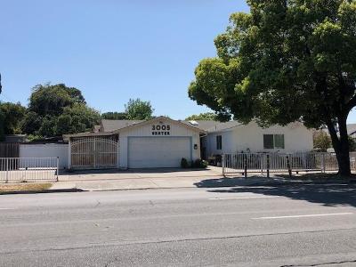 San Jose Multi Family Home For Sale: 3005 Senter Road