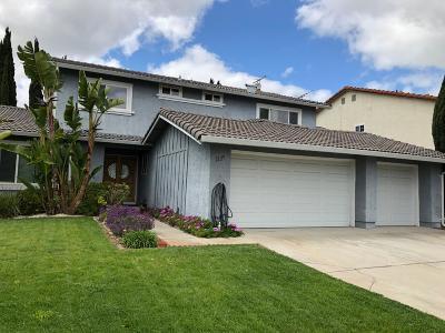 San Jose Single Family Home For Sale: 2125 Commodore Drive