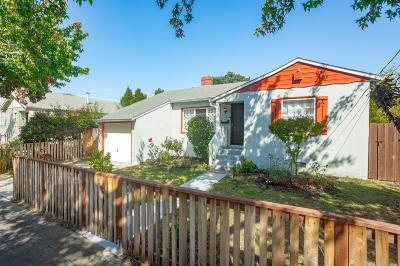 Berkeley Single Family Home For Sale: 2315 West Street