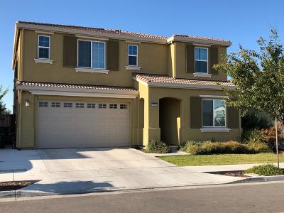 Tracy Single Family Home For Sale: 424 S Derone Lane