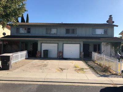 Alameda County, Contra Costa County, San Joaquin County, Stanislaus County Multi Family Home For Sale: 1530 Swarthout Court
