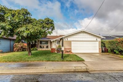 San Leandro Single Family Home For Sale: 15519 Montreal Street