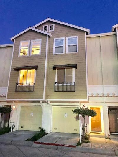Hayward CA Condo/Townhouse For Sale: $599,950
