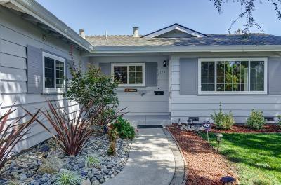 San Mateo County, Santa Clara County Single Family Home For Sale: 1190 Piedmont Road