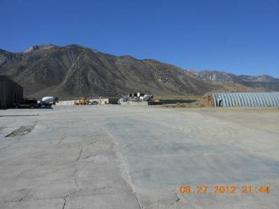 Mammoth Lakes Residential Lots & Land Active-Extended: 23 Industrial