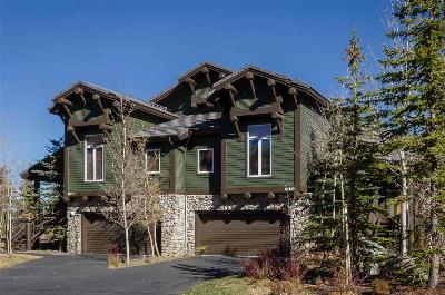 Mammoth Lakes Condo/Townhouse Active Under Contract: 820 Fairway Circle