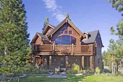 Mammoth Lakes Single Family Home Active-Extended: 645 Monterey Pine Road