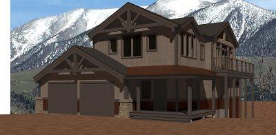 Mammoth Lakes Single Family Home Active Under Contract: 40 Snowridge Lane