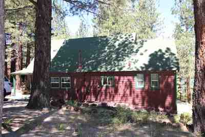 June Lake Single Family Home Active-Extended: 2216 Hwy. 158