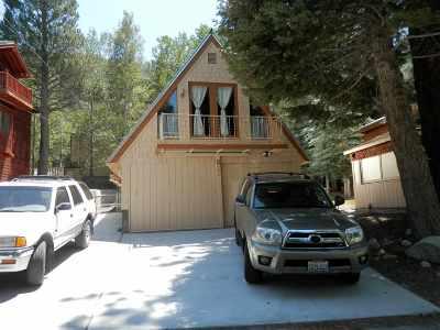 June Lake Single Family Home Active-Price Chg: 842 Piute