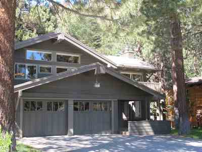 Mammoth Lakes Single Family Home Active-Price Chg: 134 Mammoth Knolls Dr