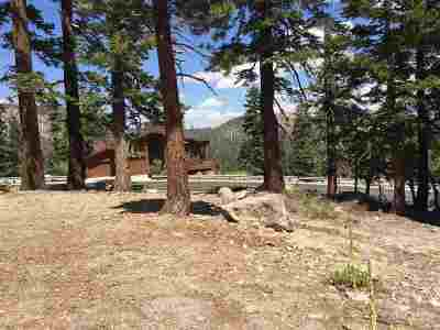 Mammoth Lakes Residential Lots & Land Active-Extended: 2 Greyhawk Court