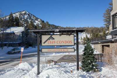 Mammoth Lakes Condo/Townhouse Active-Price Chg: 826 Lakeview #682