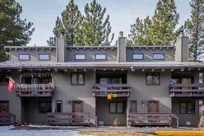 Mammoth Lakes Condo/Townhouse Active Under Contract: 484 Manzanita #6
