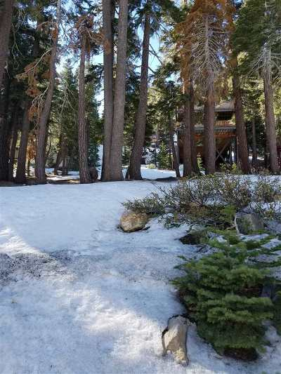 Mammoth Lakes Residential Lots & Land Active-Extended: 373 John Muir Road