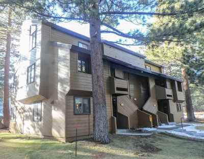 Mammoth Lakes CA Condo/Townhouse Active Under Contract: $279,000