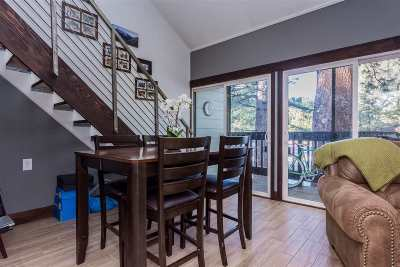 Mammoth Lakes CA Condo/Townhouse Active Under Contract: $288,000