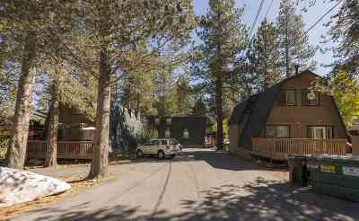 Mammoth Lakes CA Multi Family Home For Sale: $929,000
