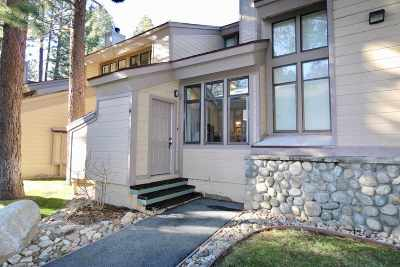 Mammoth Lakes CA Condo/Townhouse Active Under Contract: $429,000