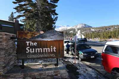 Mammoth Lakes CA Condo/Townhouse For Sale: $479,000