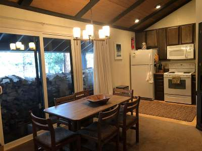 Mammoth Lakes CA Condo/Townhouse Active Under Contract: $319,000