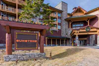 Mammoth Lakes CA Condo/Townhouse For Sale: $529,500