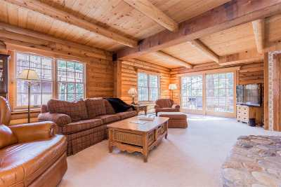 Mammoth Lakes Single Family Home Active Under Contract: 11 Rainbow Lane
