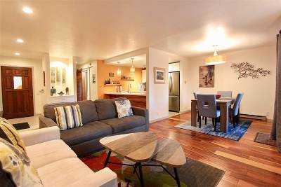Mammoth Lakes CA Condo/Townhouse Active Under Contract: $349,000
