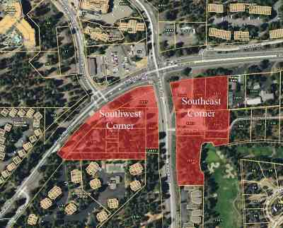 Mammoth Lakes Residential Lots & Land For Sale: 5948 Main (S.e. Corner Only) Street