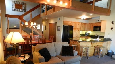 Mammoth Lakes Condo/Townhouse For Sale: 598 Golden Creek