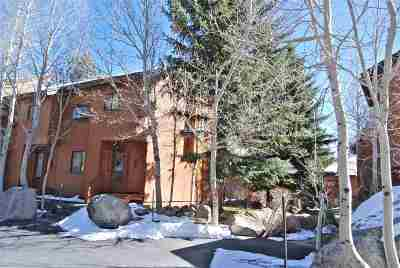 Mammoth Lakes Condo/Townhouse Active Under Contract: 4710 Minaret Rd #33