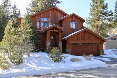 Mammoth Lakes Single Family Home For Sale: 2507 Old Mammoth Road