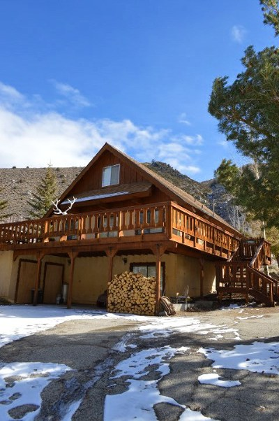 Big Pine, Bishop Single Family Home For Sale: 28 Mt. Tom View