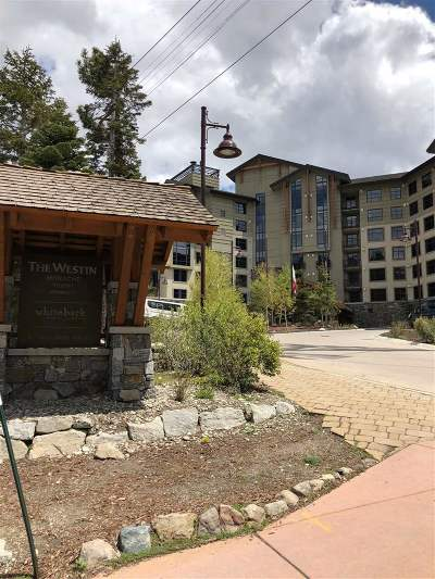 Mammoth Lakes Condo/Townhouse For Sale: 50 Hillside Dr. #441