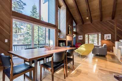 Mammoth Lakes CA Single Family Home For Sale: $715,000