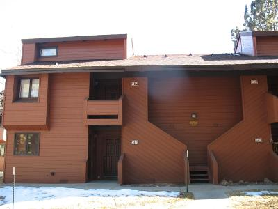 Mammoth Lakes Condo/Townhouse Active Under Contract: 103 Meadow Lane