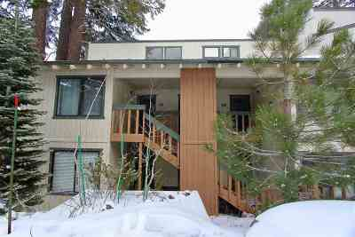 Mammoth Lakes Condo/Townhouse Active Under Contract: 25 Lee Road