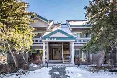 Mammoth Lakes Condo/Townhouse For Sale: 562 Club Drive